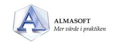 Almasoft, en samarbetspartner till Estetisk Tandvård i Göteborg.